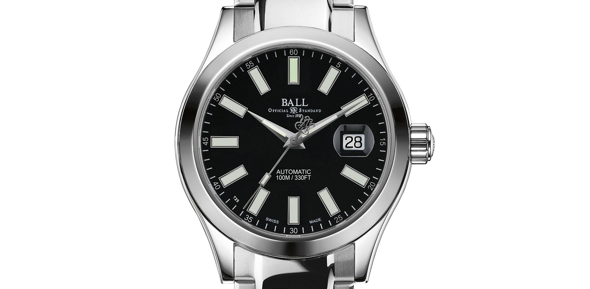 welcome to ball watch engineer ii