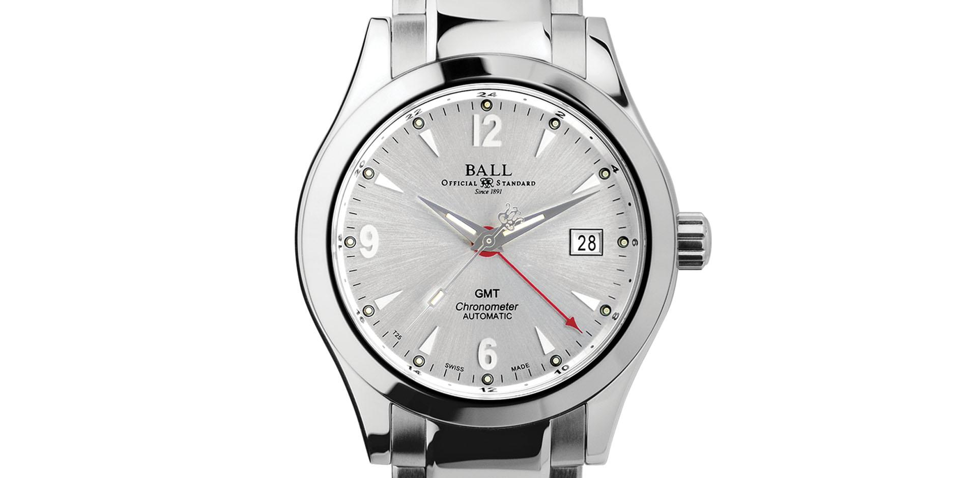 ball watch chronometer