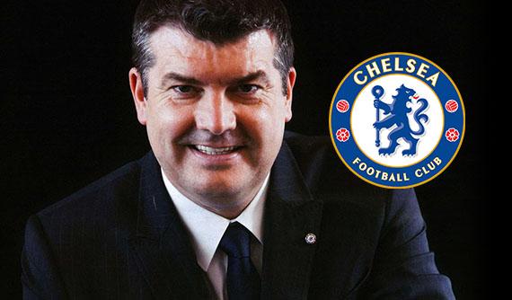 "【INFO】波爾錶熱烈歡迎英國車路士足球隊 (Chelsea FC) 行政總裁Ron Gourlay先生成為""波爾錶之友"" (Friends of Ball)"